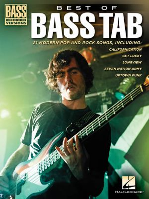 Best Of Bass Tab (Bass Recorded Versions)