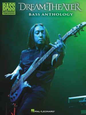 Dream Theater Bass Anthology (Recorded Versions)