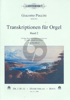 Transkriptionen für Orgel Vol.2