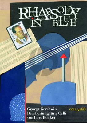Rhapsody in Blue für 4 Violoncelli