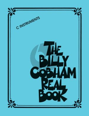 The Billy Cobham Real Book all C Instruments