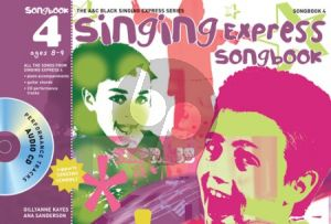 Singing Express Songbook 4