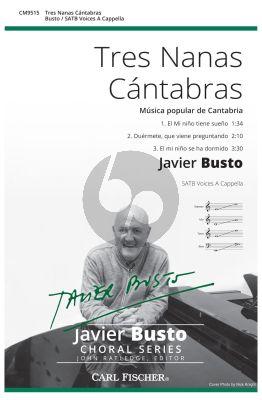 Tres Nanas Cantabras SATB