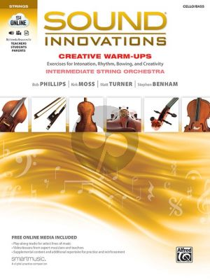 Sound Innovations for String Orchestra Cello/Bass