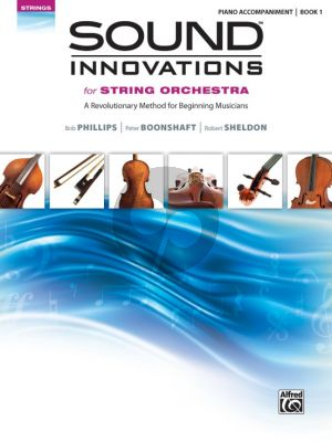 Sound Innovations for String Orchestra Book 1 Piano Accompaniment
