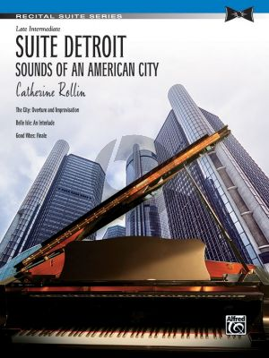 Rollin Suite Detroit: Sounds of an American City Piano solo