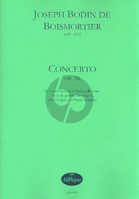 Konzert Op.26
