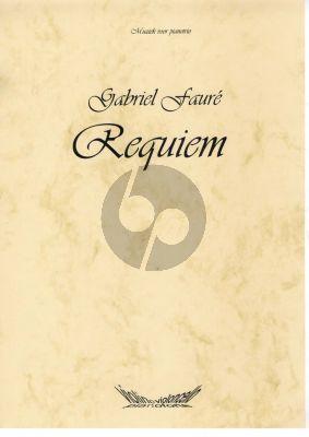 Faure Requiem Violin-Violoncello-Piano (arr. Pieter van der Veer)