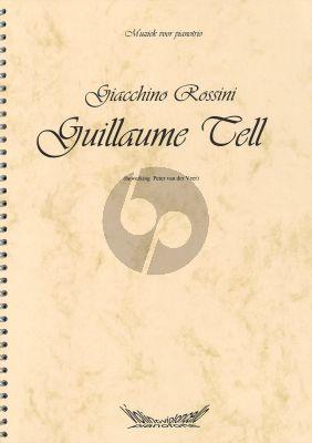 Rossini Quillaume Tell Overture for Piano Trio (arr. Pieter van der Veer)
