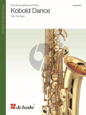 Haes Kobold Dance Alto or Tenor Sax.-Piano