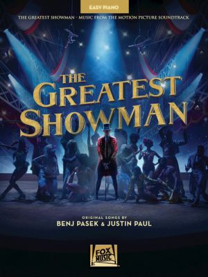 Pasek-Paul The Greatest Showman (Music from the Motion Picture Soundtrack) Easy Piano
