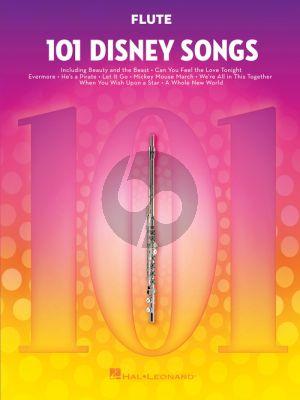 101 Disney Songs for Flute