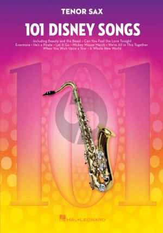 101 Disney Songs for Tenor Sax