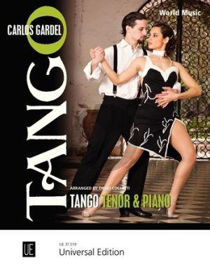 Gardel Tango Tenor for Tenor Voice and Piano (arr. Diego Collatti)