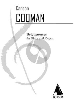 Cooman Brightnesses Flute-Organ