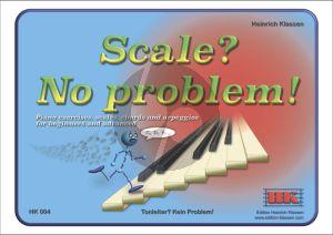 Klassen Scale? No problem! Piano
