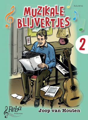 Houten Muzikale Blijvertjes Vol.2 Piano-Zang-Gitaar