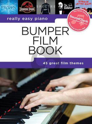 Really Easy Piano: Bumper Film Book