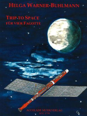 Warner-Buhlmann Trip to Space 4 Fagotte (Part./Stimmen)