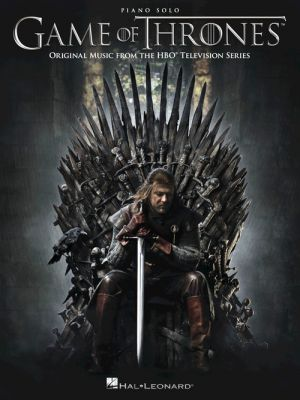 Djawadi Game of Thrones - Original Music from the HBO Television Series Piano solo