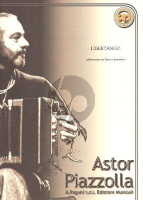 Piazzolla Libertango Flute-Piano (arr. Del Vecchio)