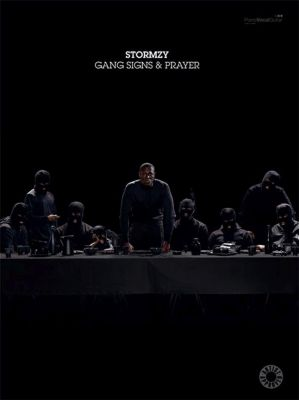 Stormzy Gang Signs & Prayer Piano-Voice-Guitar