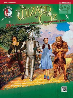 The Wizard of Oz (Alto Sax.)