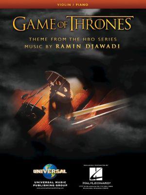 Djawadi Game of Thrones - Theme for Violin and Piano