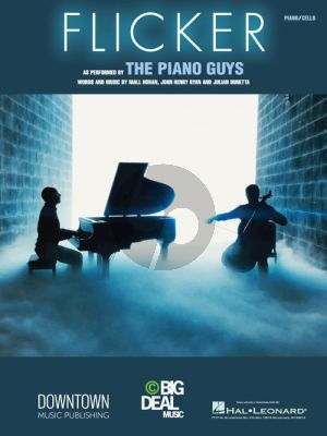 Horan Flicker (as performed by The Piano Guys) Cello-Piano