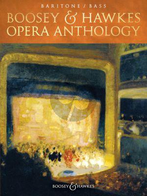 Boosey & Hawkes Opera Anthology – Baritone/Bass (edited by Richard Walters)