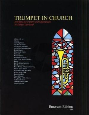 Trumpet in Church Trumpet-Organ (Shirley Denwood)