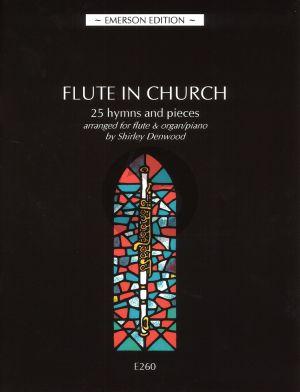 Flute in Church (Denwood)