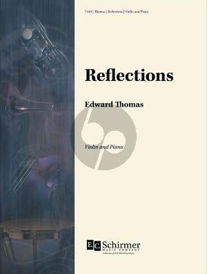 Thomas Reflections Violin and Piano