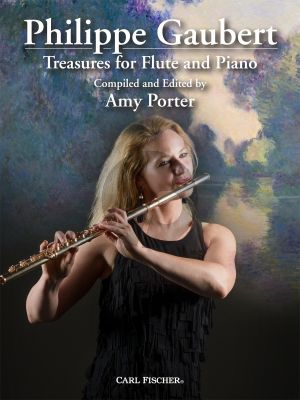 Gaubert Treasures for Flute and Piano (edited by Amy Porter)