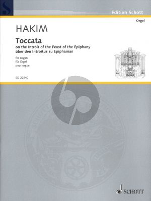 HakimToccata on the Introit of the Feast of the Epiphany