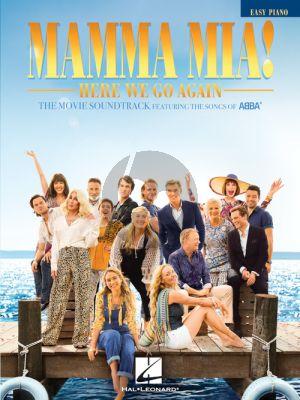 Abba Mamma Mia! Here we go again Easy Piano