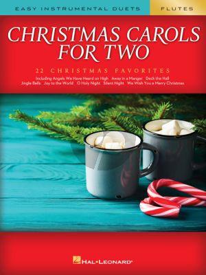 Christmas Carols for Two Flutes (arr. Mark Phillips)