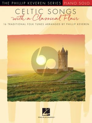 Celtic Songs with a Classical Flair Piano solo (arr. Phillip Keveren)