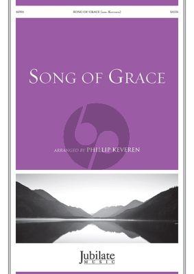 Keveren Song of Grace SATB