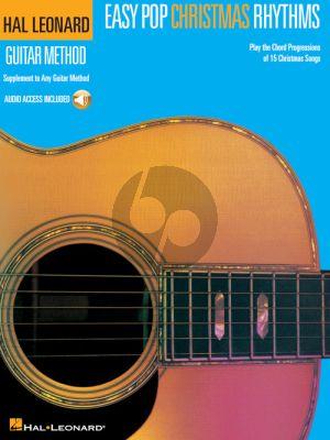 Easy Pop Christmas Rhythms (Supplement to Any Guitar Method)
