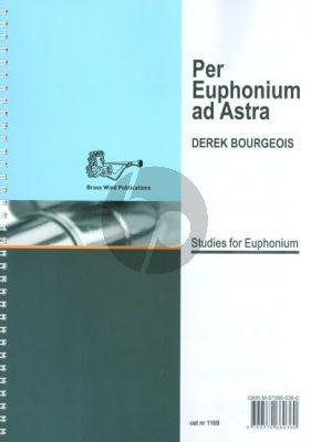Bourgeois Per Euphonium ad Astra Treble Clef