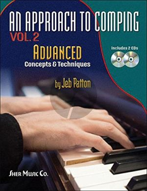 Patton An Approach to Comping Vol. 2 (Advanced Concepts and Techniques) (Piano)