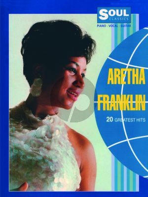 Aretha Franklin: 20 Greatest Hits (Piano-Vocal-Guitar)