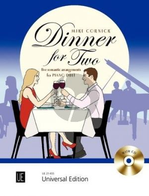 Dinner for Two for Piano 4 hands