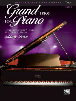 Grand Trios for Piano 6 Hands Vol.5