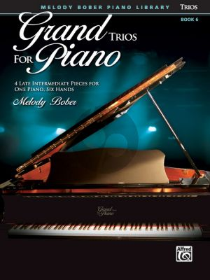 Bober Grand Trios for Piano 6 Hands Vol.6