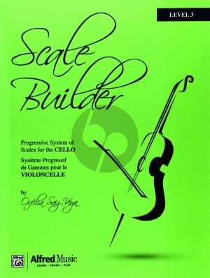 Vega Scale Builder for Cello Level 3
