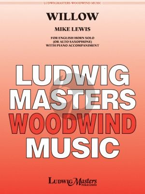Lewis Willow English Horn with Piano (or Alto Saxophone)
