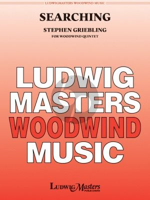 Griebling Searching for Woodwind Quintet (Score/Parts)