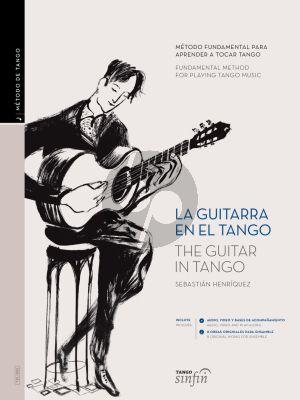 Henriquez La Guitarra en El Tango (The Guitar in Tango Spanish English)